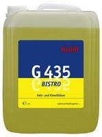 G435 Bistro - Alkalischer Fettlöser für den Lebensmittelbereich