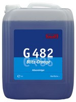Blitz Orange G482 - 10 Liter Kanister